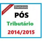 PÓS GRADUAÇÃO - Direito Tributário 2014/2015 -