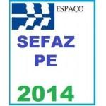 SEFAZ PE - Auditor - Espaço Jurídico - 2014
