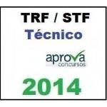 Trf Stf Técnico 2014 Novo Extensivo