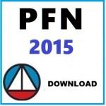 PFN 2015 -  - Procurador da Fazenda Nacional