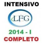 INTENSIVO 2014-1 Carreiras Jurídicas