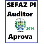 Auditor Fiscal - SEFAZ PI  - Piauí 2014