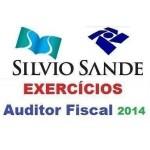 Auditor Fiscal Da Receita Federal 2014 - Exercícios