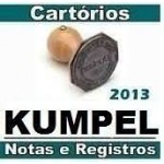 Cartorios Serventias Kumpel 3º Fase 2012/2013 - 06 Dvds