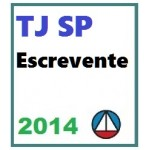 TJ SP Escrevente -  2014