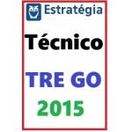 TRE GO - TÉCNICO ADMINISTRATIVO -  2015