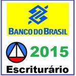 Escriturário Banco do Brasil  2015