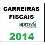 Carreiras Fiscais 2014 - APROVA