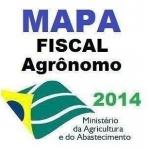 Mapa Fiscal Engenheiro Agronomo 2014 Novo Pos Edital