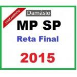MP SP - Promotor Ministério Público São Paulo 2015 -...