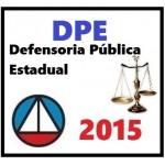 Defensoria Publica Estadual 2015