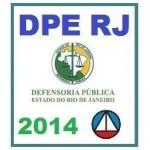 Defensoria Pública Rio de Janeiro RJ - Defensor Público 2014 -