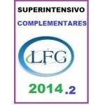 Superintensivo COMPLEMENTARES  2014.2