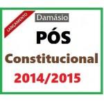 PÓS GRADUAÇÃO - Constitucional 2014/2015 -