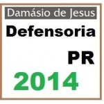 Defensoria PR - Intensivo -  2014...