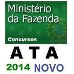 Ata Assistente Técnico Administrativo Mf 2014 Pos Edital Nov