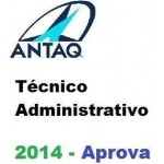 ANTAQ - Técnico Administrativo - 2014