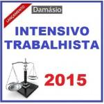 Magistratura Trabalhista e MPT - Intensivo Trabalhista 2014.2