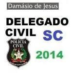 Delegado Civil Santa Catarina 2014 - Reta Final...