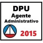 DPU - Agente Administrativo  2015