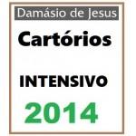 Cartório - Intensivo 2014 -  (SP, PR, PB, BA e MG)...
