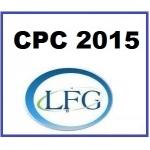 NOVO CPC  - Código Processual Civil - 2015