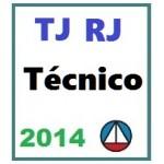 TJ RJ - Técnico Atividade Judiciária  2014