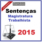 Sentenças MPT  2014.2