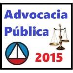Advocacia Pública -  2015