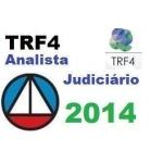 TRF 4 - Analista Judiciário 2014