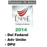 FEDERAL FULL 2014 - DPU AGU DELEGADO FEDERAL PF