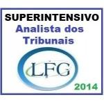 SUPERINTENSIVO Analista dos Tribunais - 2014 -