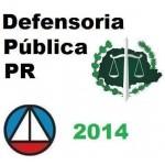 Defensoria Pública Paraná 2014