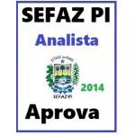 Analista Fiscal - SEFAZ PI  - Piauí 2014