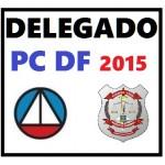 Delegado PC DF 2015 -