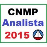 CNMP - Analista Especialidade Direito  2015