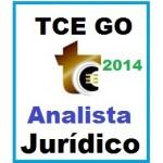 TCE GO - Analista Controle Externo Área Jurídica