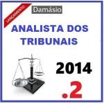 Analista dos Tribunais -  2014.2...