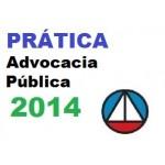 Prática Advocacia Pública 2014