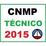 CNMP - Técnico Administrativo  2015