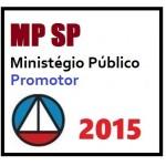 MP SP - Promotor Ministério Público São Paulo 2015