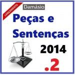 Peças e Sentenças MP 2014.2...