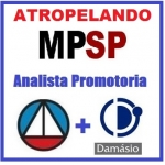 ATROPELANDO MP SP - Analista Promotoria  +  2015