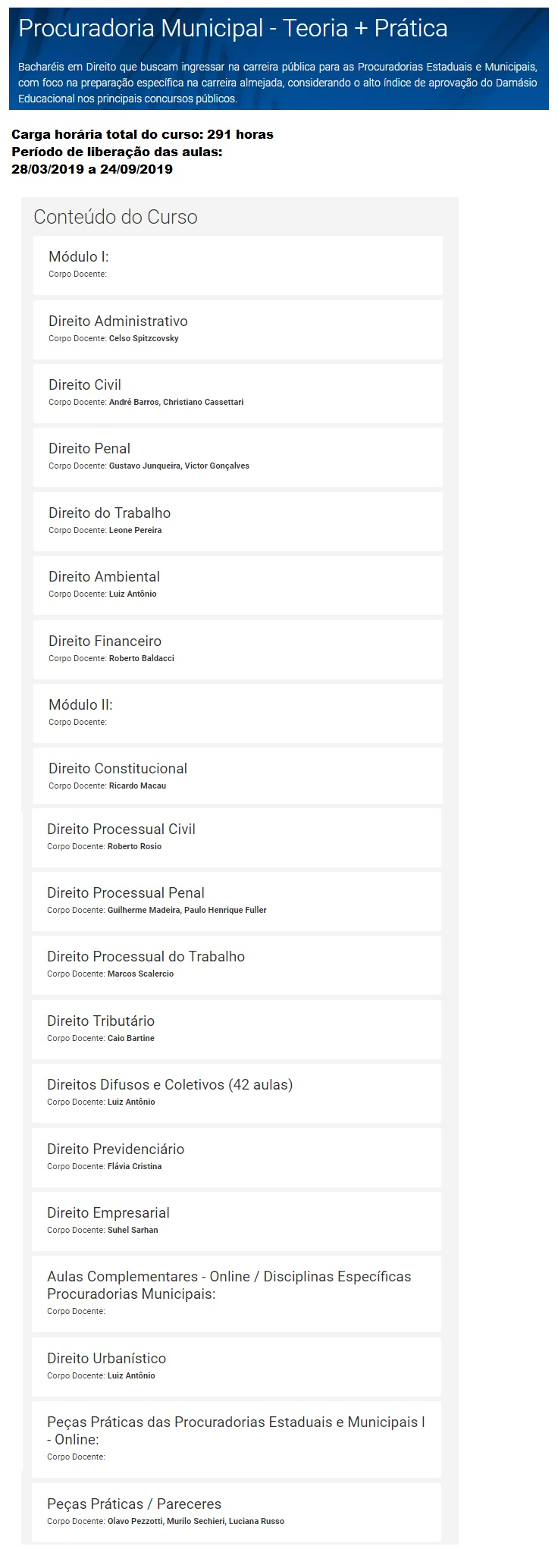 PGM - Procuradoria Geral Municipal - Teoria e Prática (Damásio 2019) 4