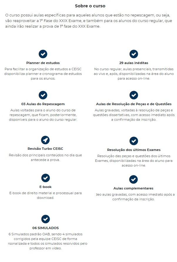 2 Fase OAB XXX (30º) Exame - DIREITO ADMINISTRATIVO Repescagem (CEISC 2019) 4
